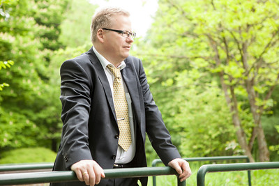 Stefan Löbbert, Leiter Corporate Sustainability Management, HypoVereinsbank – Member of UniCredit