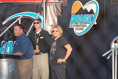 Sammy Hagar at PIR.