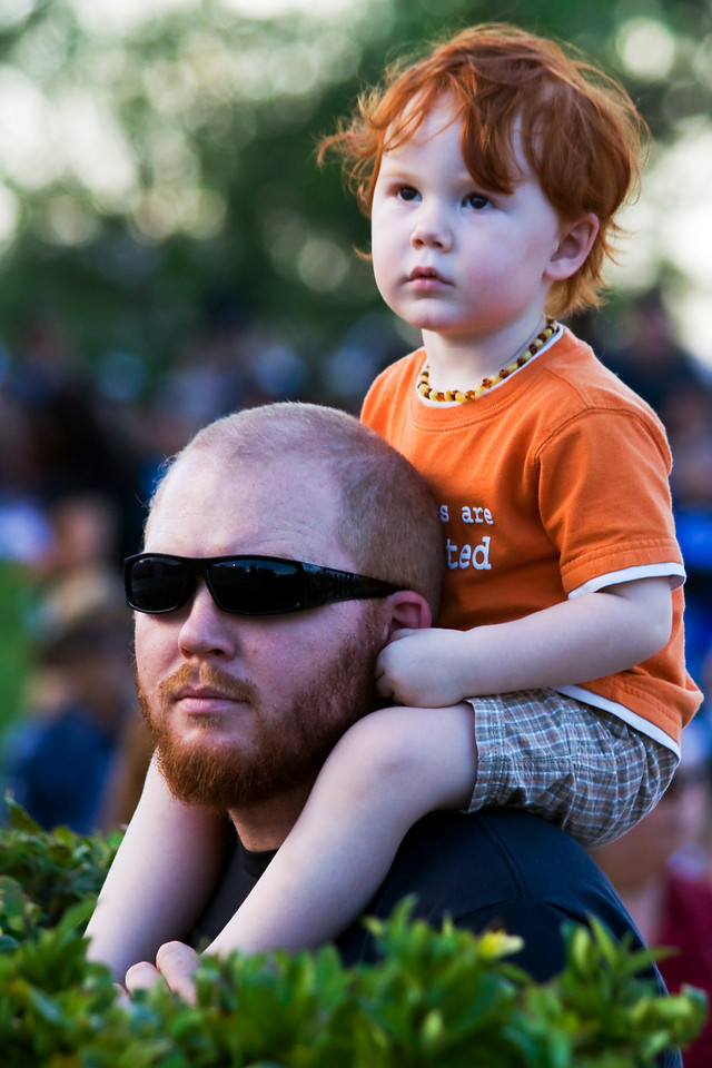 Faces in the Crowd<br /> Music Under The Stars - Greg Cropp Band<br /> Chamizal National Memorial, El Paso, Texas