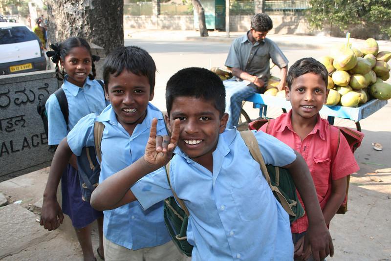 Bangalore, January '06