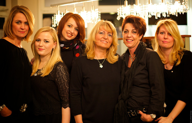 Hairdresser's Team