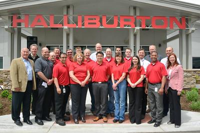 Halliburton Employee Crew, 2013