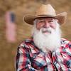 Cowboy Santag