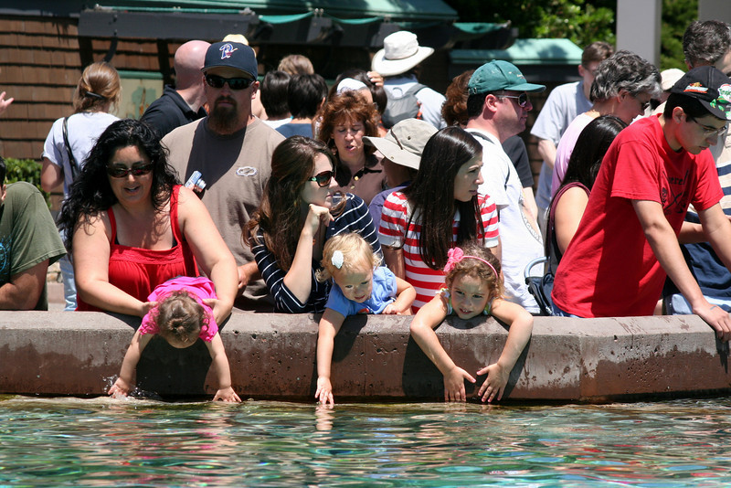 San Diego Sea World, June '09