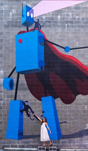 Amory and Robot