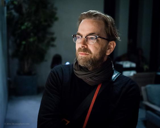 Photographer Thorsten Overgaard