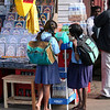 School kids<br /> Mysore, India