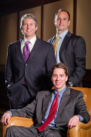 """Andrew Goldwasser, Phil Ciano and Michael Schmeltzer, Cleveland Magazine's """"Super Lawyers"""""""