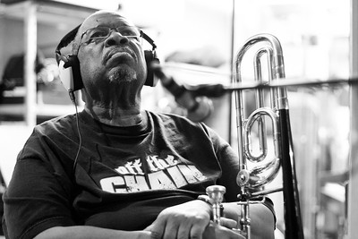 Fred Wesley / Musician / Paris, 2012