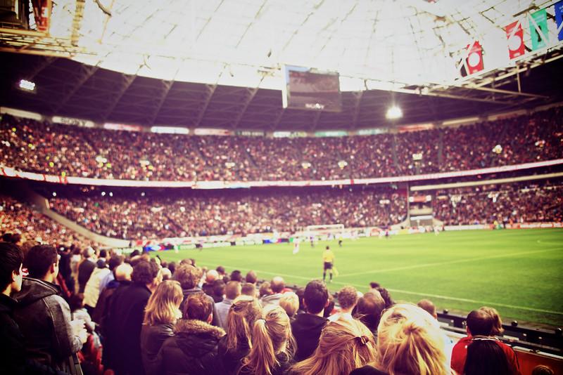 Ajax Stadium, Amsterdam