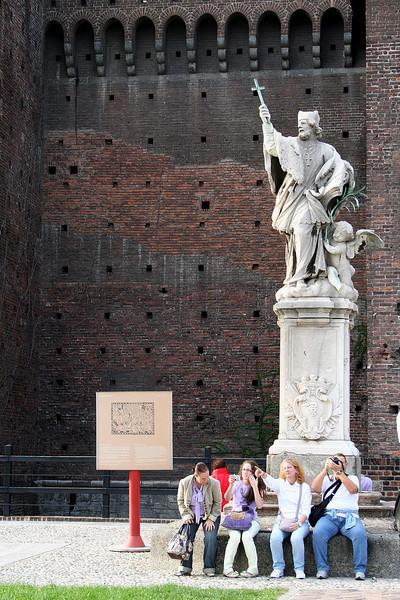 Milan, October '09