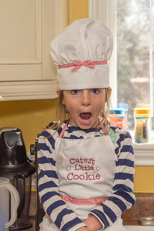 The Cutest Little Baker