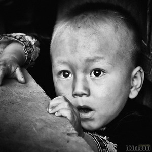 The Boy's World Kun Chang Kian Hmong Village, Chiang Mai, Thailand
