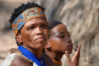 San people, Namibia