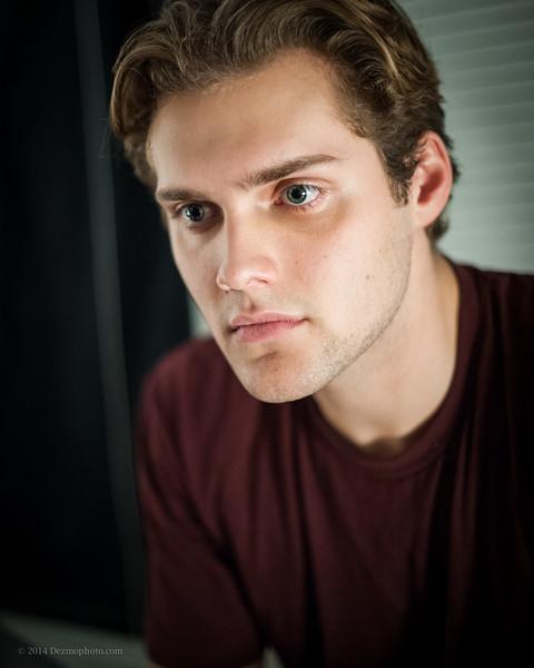 Actor Markus Silbiger