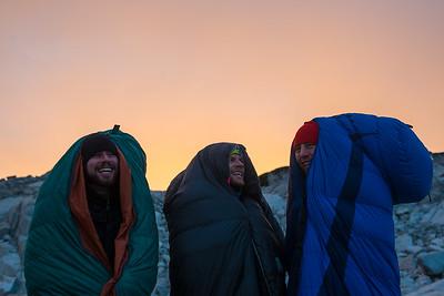 Darren, Ben, Fletch: Marmots - Enchanments