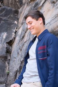 Cameron Alwes Sr  Portrait 2014-15