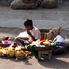 Streat vendor<br /> Mysore, India