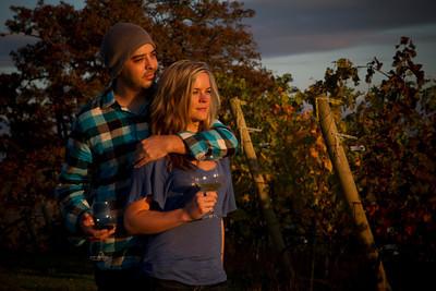 Tracy and Joe