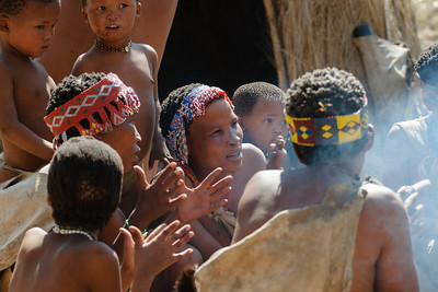 San people, Namibia II