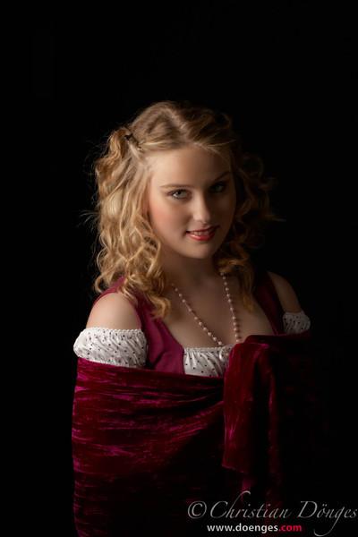 """Constance aus dem Musical """"Die 3 Musketiere""""."""