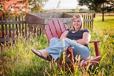 Cheyanna Senior Pics