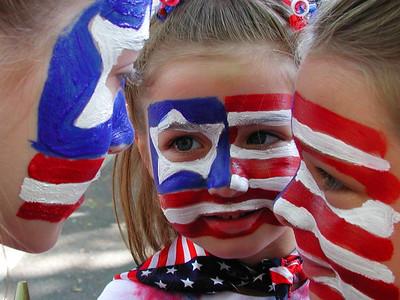 Patriotism Davis, CA, US