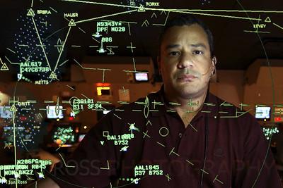 Air Traffic Controller, MIA TRACON | Miami, FL Canon EOS 5D | Canon EF 16-35mm f/2.8 L USM 1.3s | f/2.8 @ 23mm | ISO 800