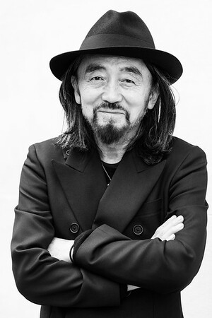 Yohji Yamamoto / Designer / Paris, 2014