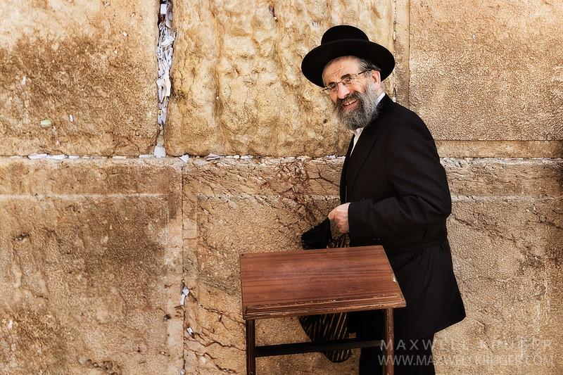 Western Wall<br>Israel<br>2012