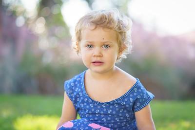Raven, age 2