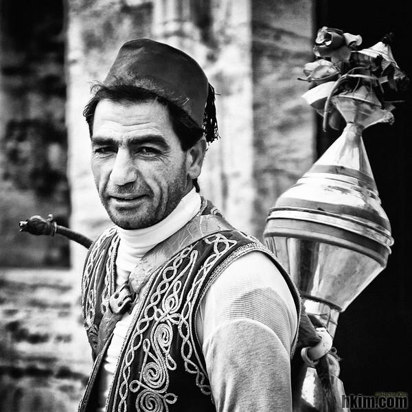 Ottoman Juice Man<br /> Turkey