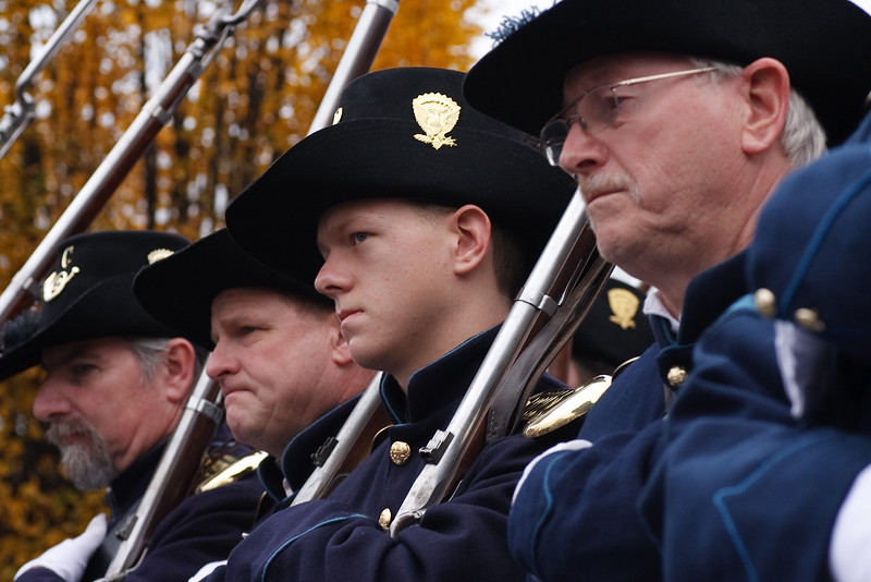 Remembrance Day<br /> Gettysburg, PA