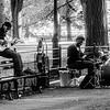 Musicians in Central Park (pt. 1)