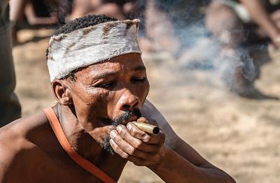 San man, Namibia II