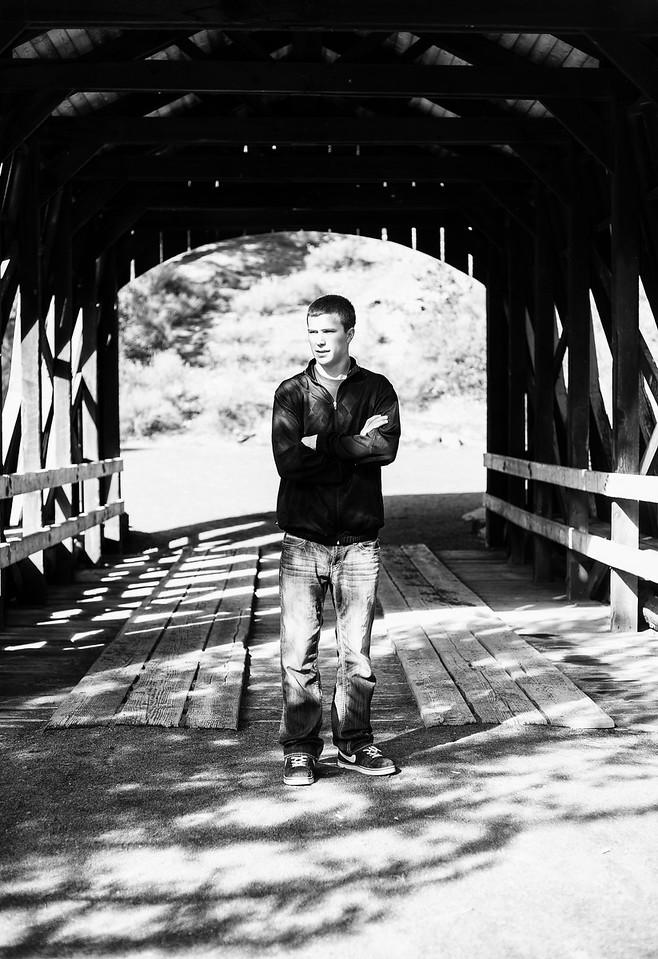 Tyler Brown Senior Photos 2014-19