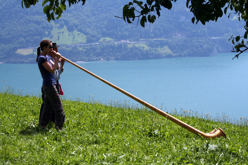 Switzerland, June '10