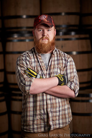 Christopher Kubale, Distiller at Death's Door Spirits