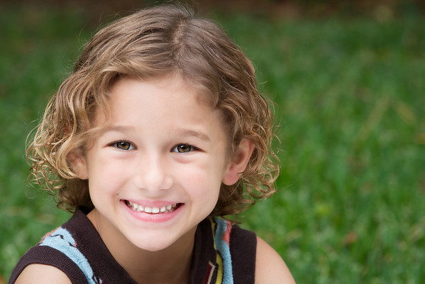 Mia's Smile