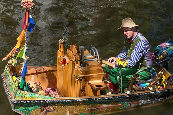 Music Boat