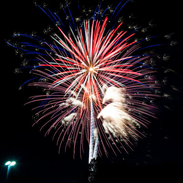 The 37th annual Lindquist Pops concert and fireworks show was held on July 12, 2015 at Weber State University.