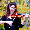 Autumn Violinist