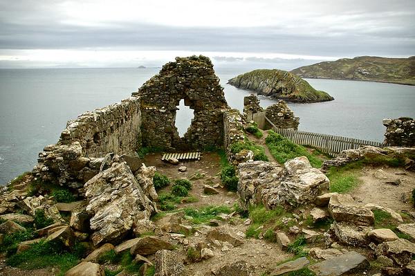 Ruins Of Duntulm Castle - Isle of Skye