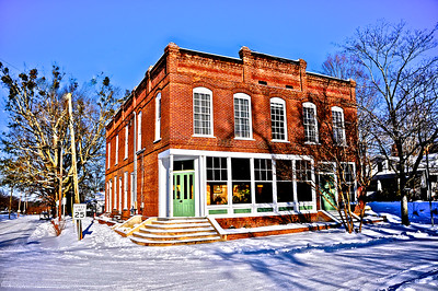 """The Corner"" Ice Cream Store - Wake Forest, NC"