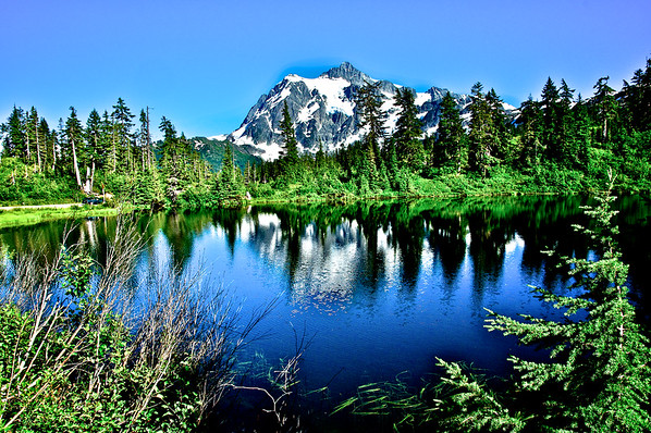 Mt. Shuksan - Washington