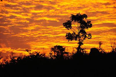 Sunset Colors - Bukerere, Uganda