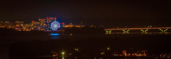 Washington, DC - National Harbor at Night