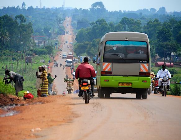 Along The Road - Kampala, Uganda