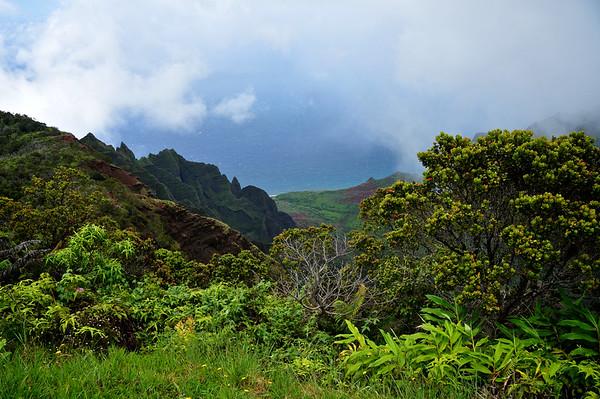 Kalalau Lookout - Kauai