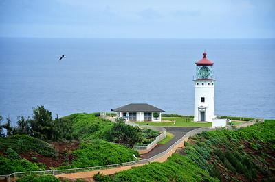 Kileuea Light Station - Kauai